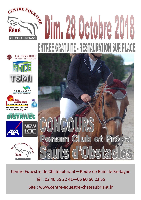 Concours 28 Octobre